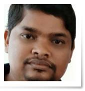 Suryakanta Das, MCA - Senior Software Engineer